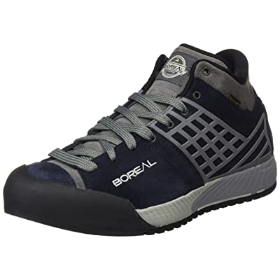 Boreal Athletic Shoes Mens Bamba Mid Moisture Tech WP 6.5 Marino 30451: Sports & Outdoors