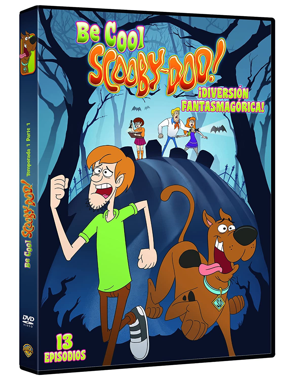 Be Cool, Scooby Doo - Temporada 1, Parte 1 [DVD]: Amazon.es: Personajes animados: Cine y Series TV