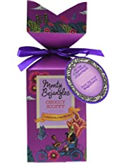 Monty Bojangles Choccy Scoffy Cocoa Dusted Truffles Tip Top Gift 200g