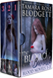 The Blood Series Boxed Set (Books 1-3): New Adult Dark Vampire Romance