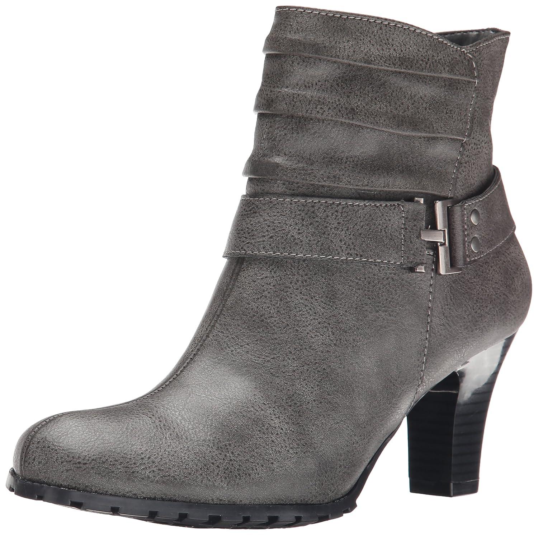 A2 by Aerosoles Women's Sleep Walk Boot,Grey,8 M US