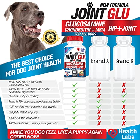 Canine dog supplement manufacturer