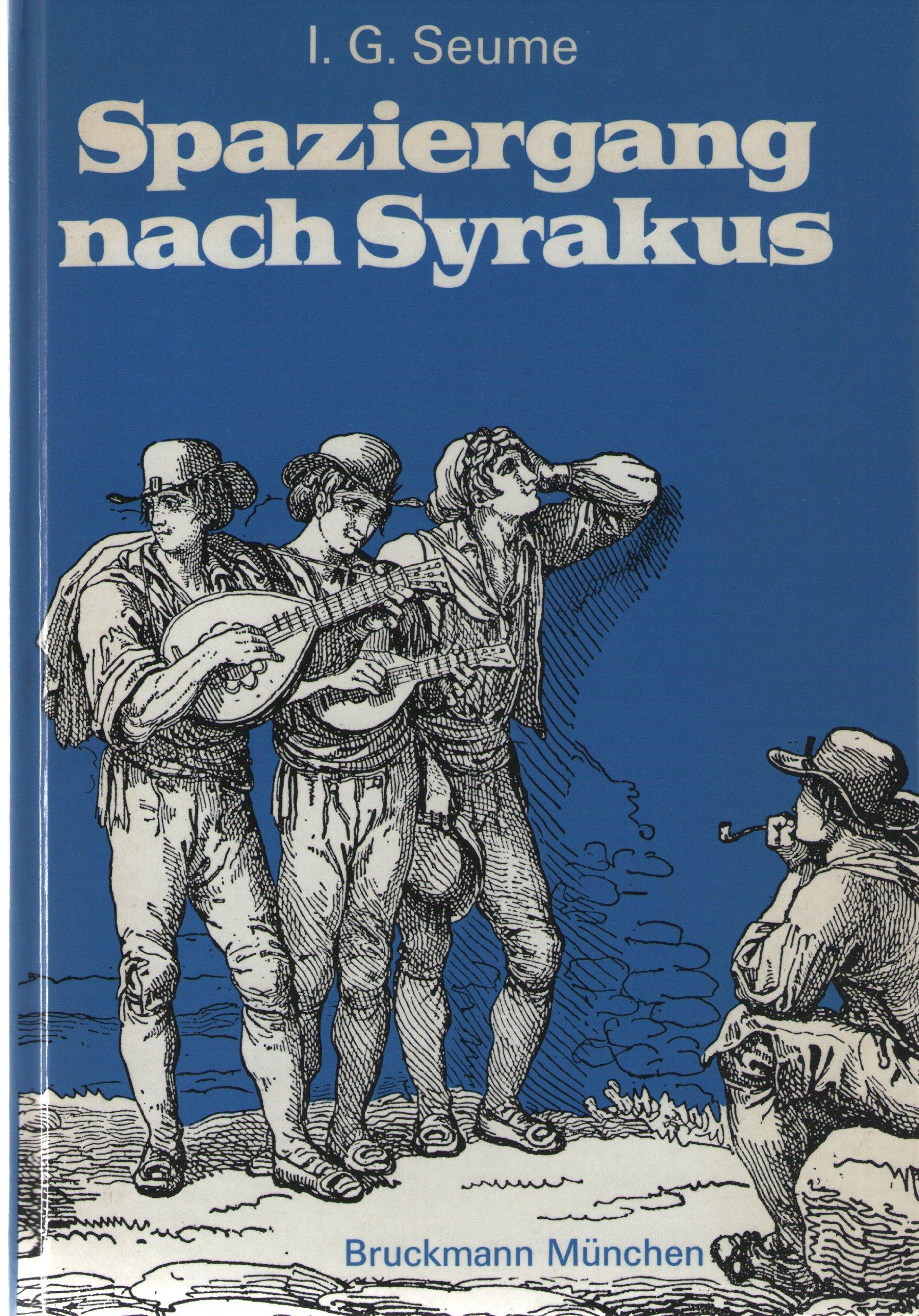 Spaziergang nach Syrakus