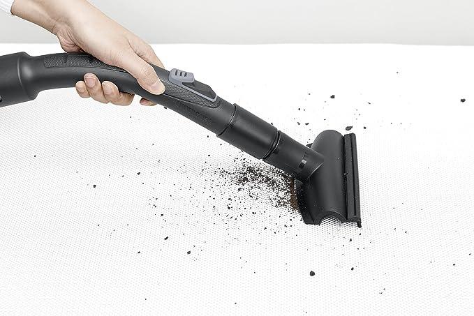 Pour adapter KARCHER VC5200 série Purefilta HEPA pour aspirateur sac