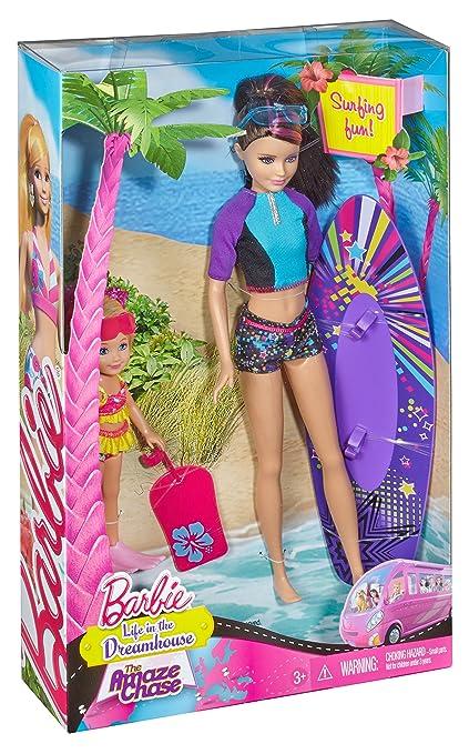 Barbie Pack de 2 muñecas hermanas, Skipper y Chelsea (Mattel CBR17): Amazon.es: Juguetes y juegos