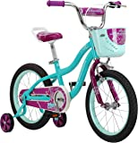 Schwinn Elm Girls Bike for Toddlers and Kids, 12, 14, 16, 18, 20 inch wheels for Ages 2 Years and Up, Pink, Purple or…