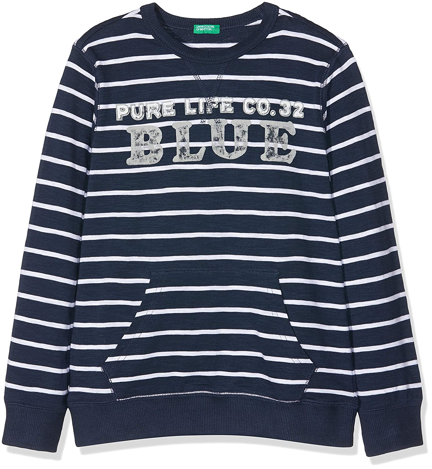United Colors of Benetton Sweater L//S Jersey para Ni/ños