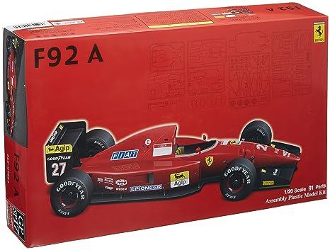 Clear Ferrari Spot17 ImportAmazon F92a 120 Gp Verjapan Body lJT1F3Kc