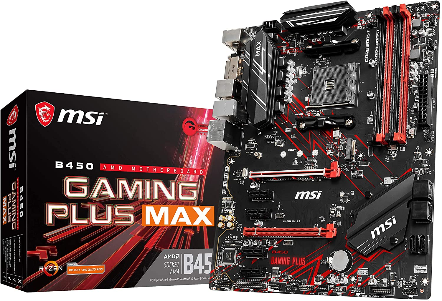 91CmbbP8aNL. AC SL1500 Best Ryzen 5 2600 Motherboards Reviews