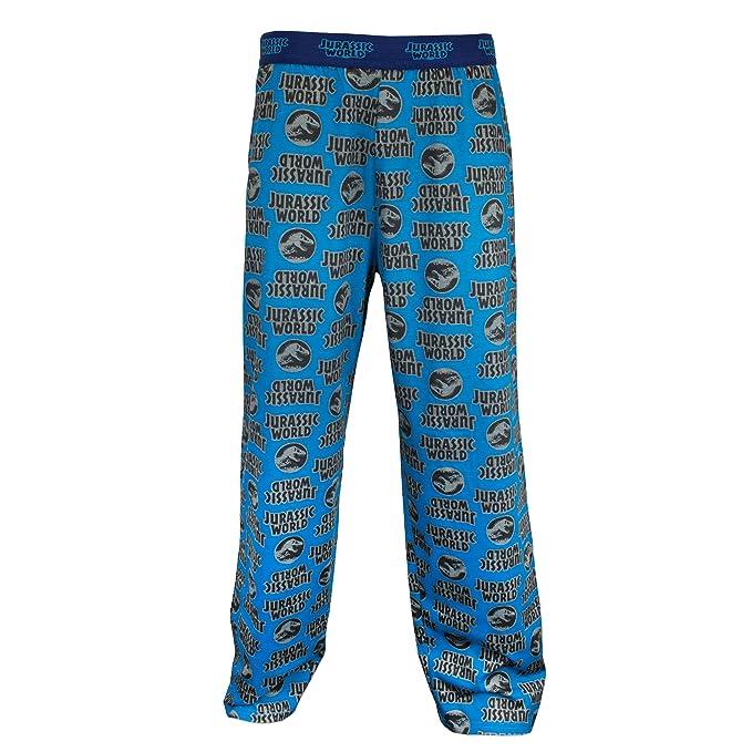 Jurassic World - Pijama para Hombre - Jurassic World - X Large: Amazon.es: Ropa y accesorios