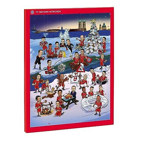 fc bayern adventskalender 2019