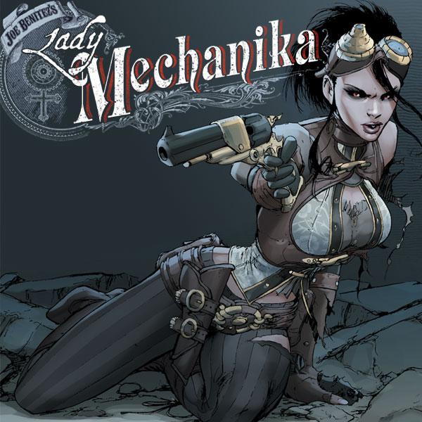 Lady Mechanika (Issues) (18 Book Series)