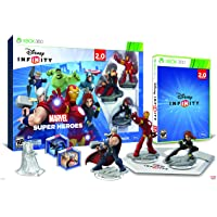 Disney Infinity - Marvel Super Heroes: Avengers Starter Pack - Xbox 360 - Standard Edition
