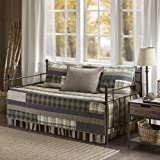 Winter Plains 5 Piece Day Bed Cover Set Tan Daybed