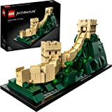 LEGO Architecture Great Wall of China Building Blocks for 12+ Yrs (551 Pcs) 21041 at amazon