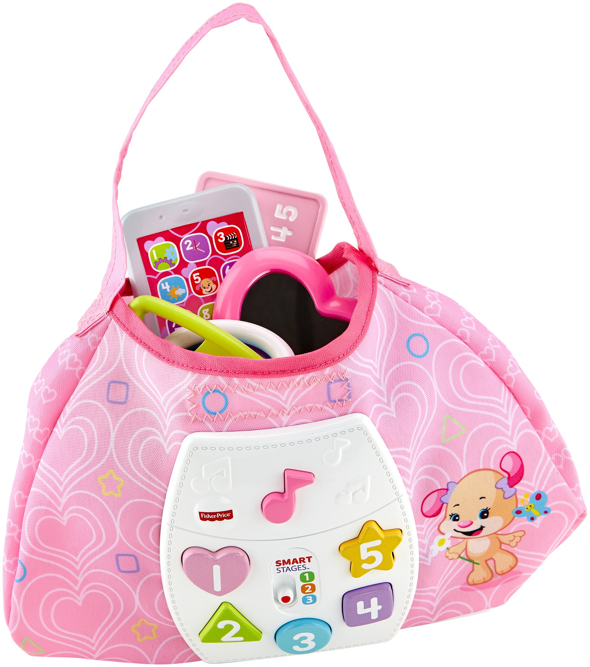 Fisher-Price Laugh & Learn Sis' Smart Stages Purse by Fisher-Price (Image #11)