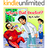 """WHO'S THAT DOCTOR?"" (Children's books FOR KIDS level-1 Book 6)"