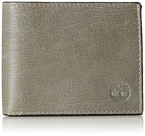 Timberland Bill - 100% Genuine Leather Carteras - Hombres: Amazon.es: Zapatos y complementos
