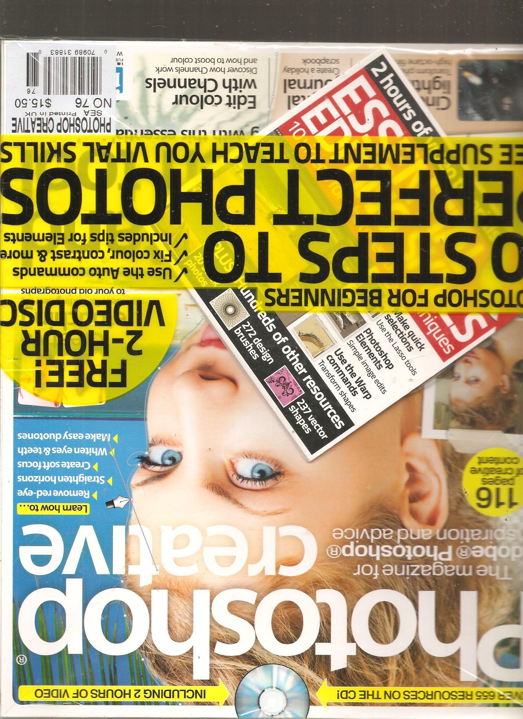Photoshop Creative Magazine (10 Steps to Perfect Photos, Issue 76 2011) PDF
