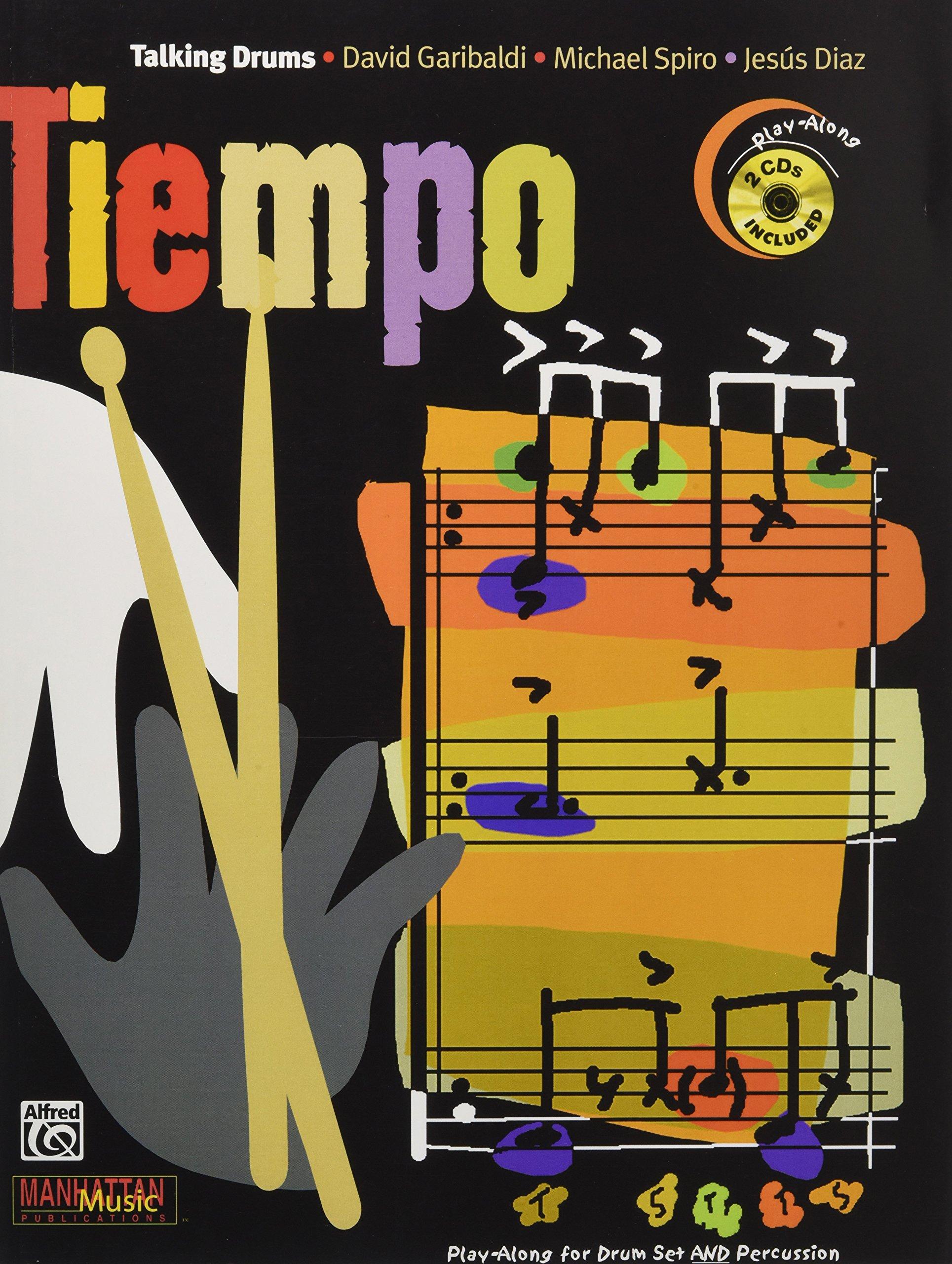 Read Online Tiempo: Book & 2 CDs (Bass) pdf epub