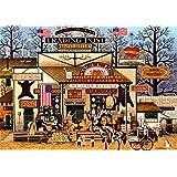Buffalo Games - Charles Wysocki - Timberline Jack's - 300 Large Piece Jigsaw Puzzle