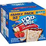 Kellogg's Pop-Tarts Frosted Toaster Pastries, Frosted Strawberry