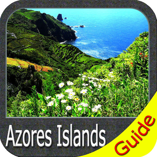 Azores Islands GPS Map Navigator: Amazon.es: Appstore para Android