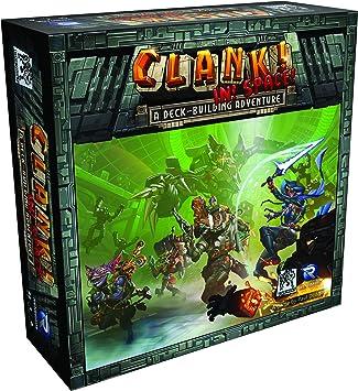 Renegade Game Studios RGS00594 No Clank In Space - Juego de Mesa ...