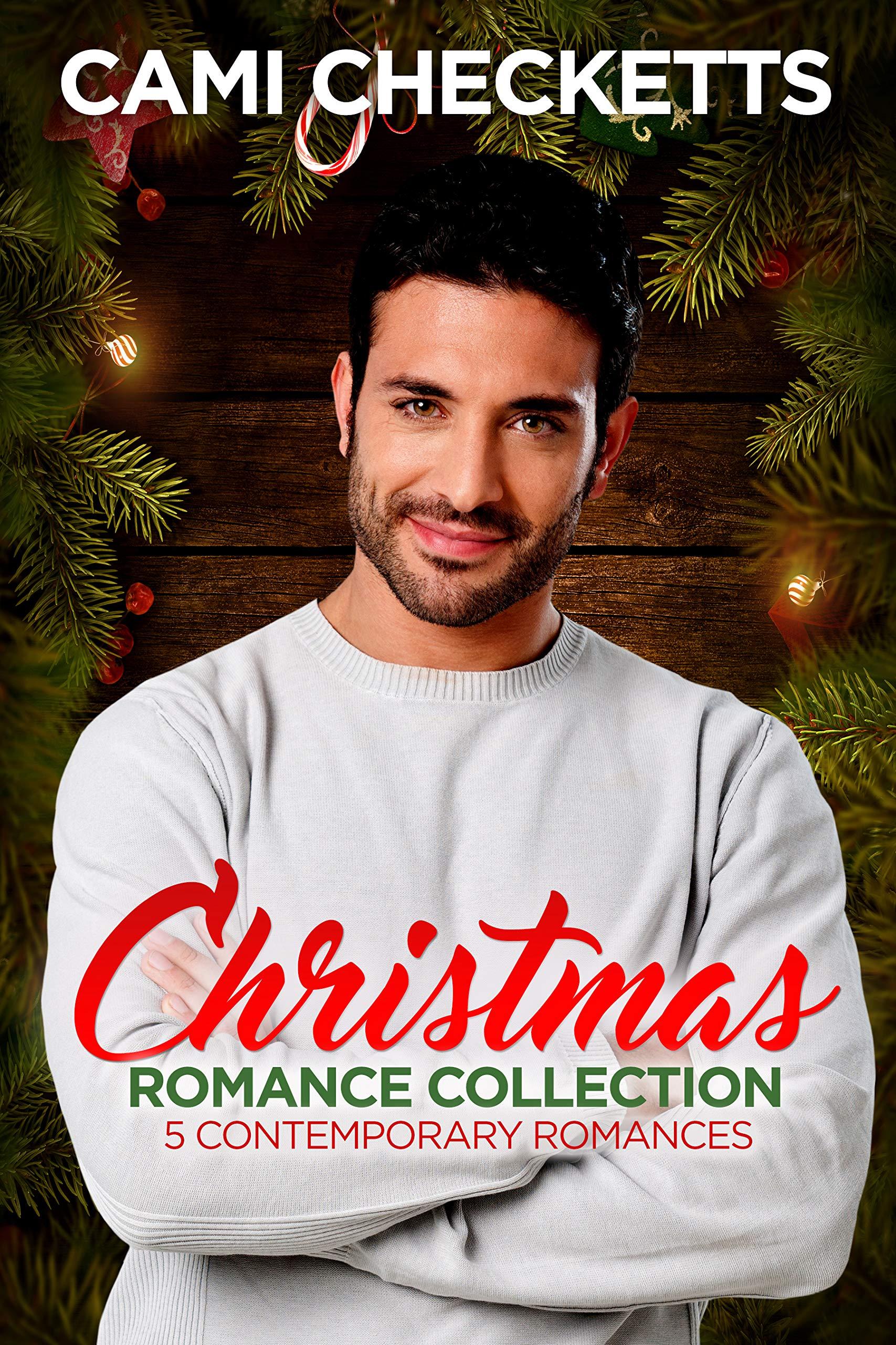 Christmas Romance Collection  5 Contemporary Romances  English Edition