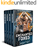 Enchanted Foxes: Shifter Romance Collection