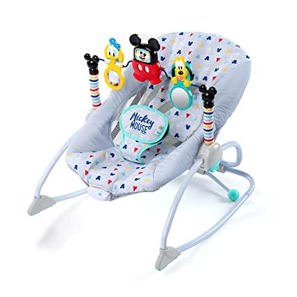 d193686e2 Disney Baby Take-Along Songs - Hamaca Mickey Mouse: Amazon.es: Bebé