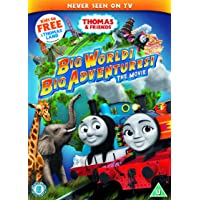 Big World, Big Adventures!™ The Movie! [DVD]