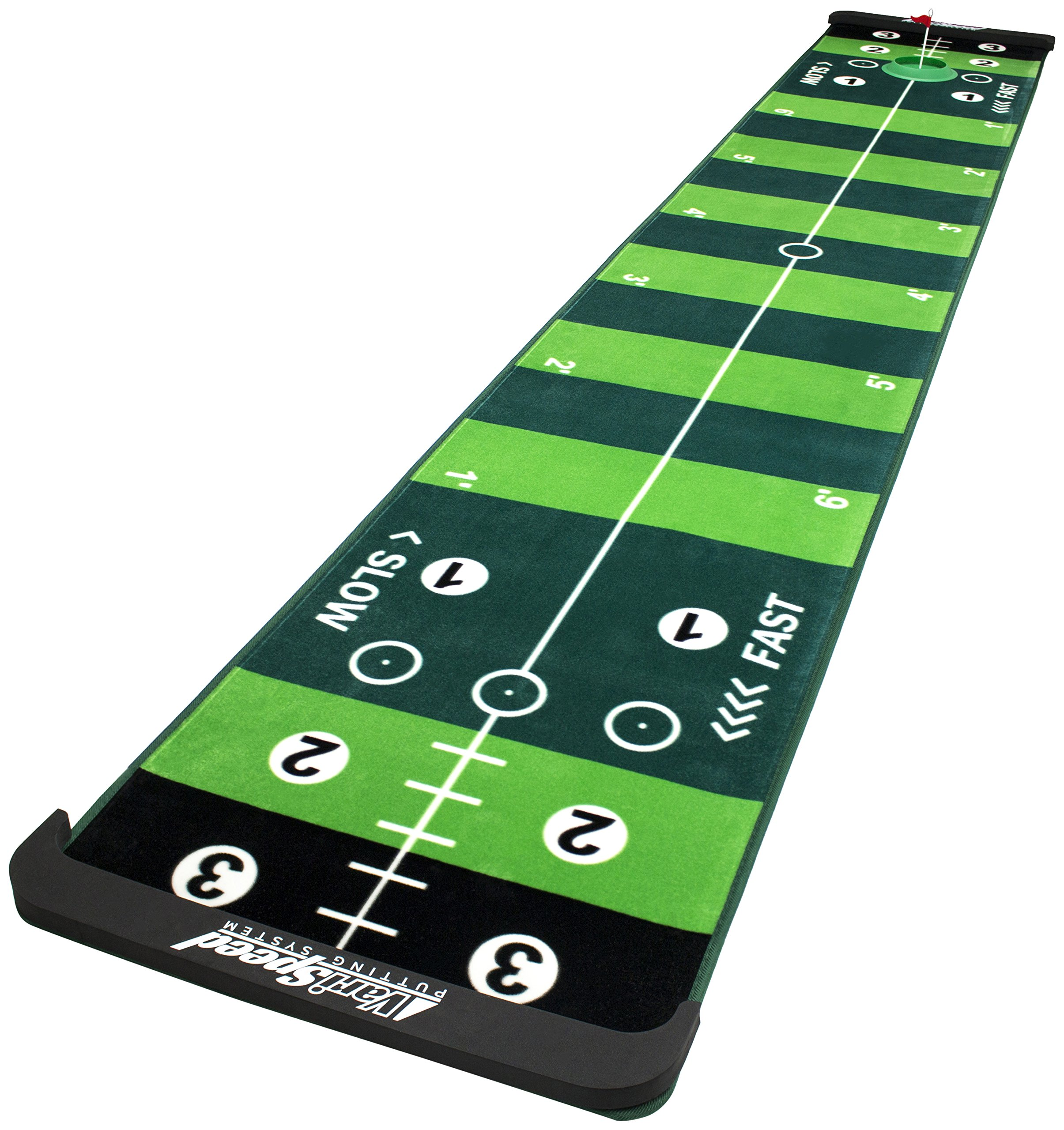 VariSpeed Putting System - Practice 4 Different Speeds On One Mat! by ProActive Sports
