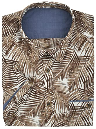 Ex Store Patterned Sleeveless Layer Top Grey