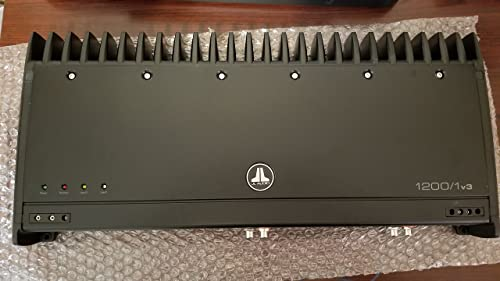 JL Audio Slash Series 1200/1v3 Mono subwoofer Car Amplifier