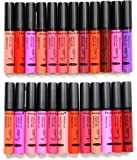 24 Nabi Cosmetics Matte Lip Gloss Full Set 24 Premium Colors