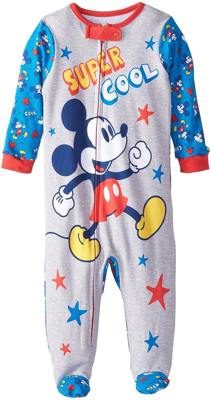 Disney Baby-Boys Baby Mickey One Piece Blanket Sleeper K157854MC