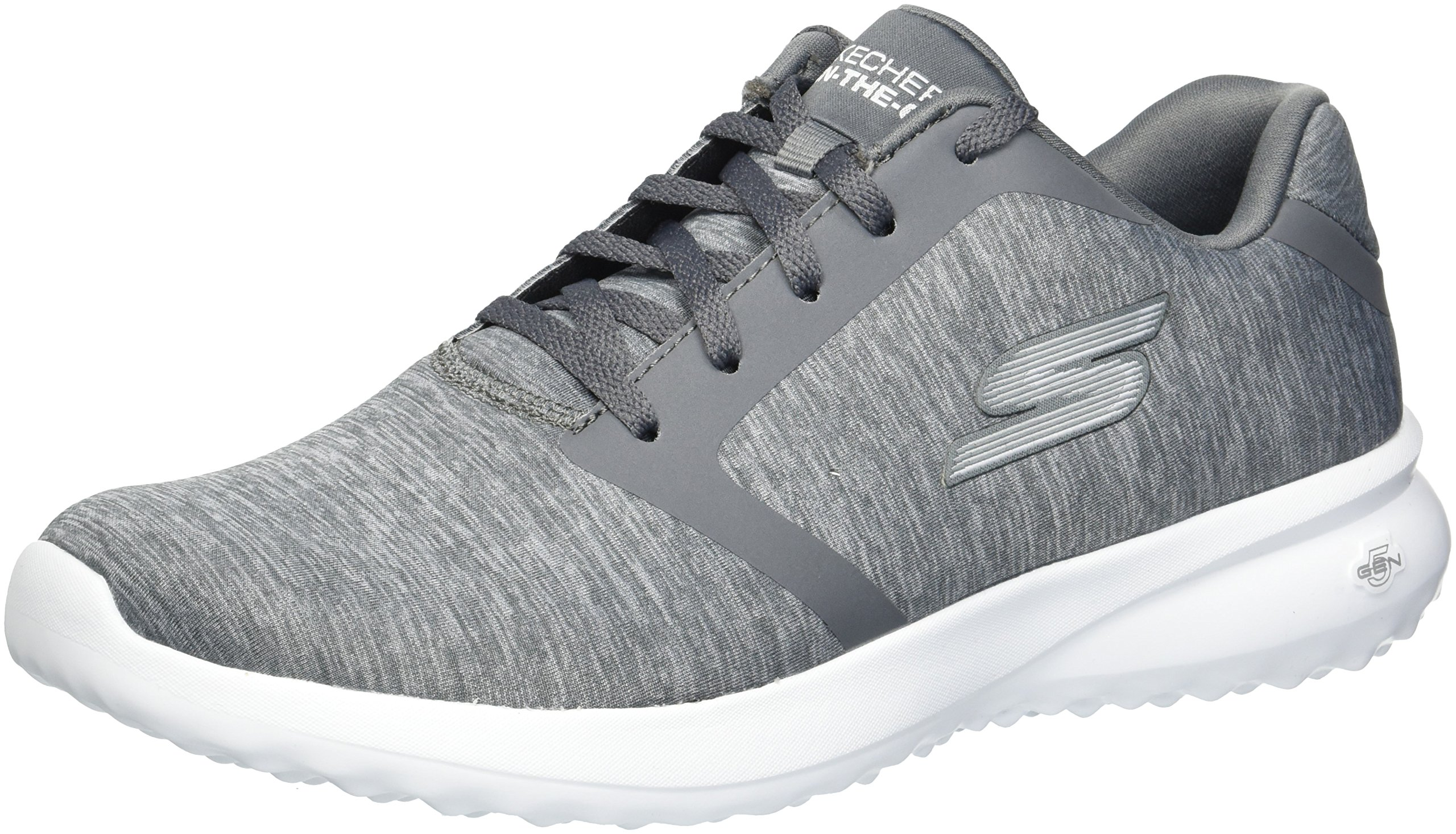 Skechers Performance Women's on-The-GO City 3.0-Immerse Sneaker,Charcoal,8 M US