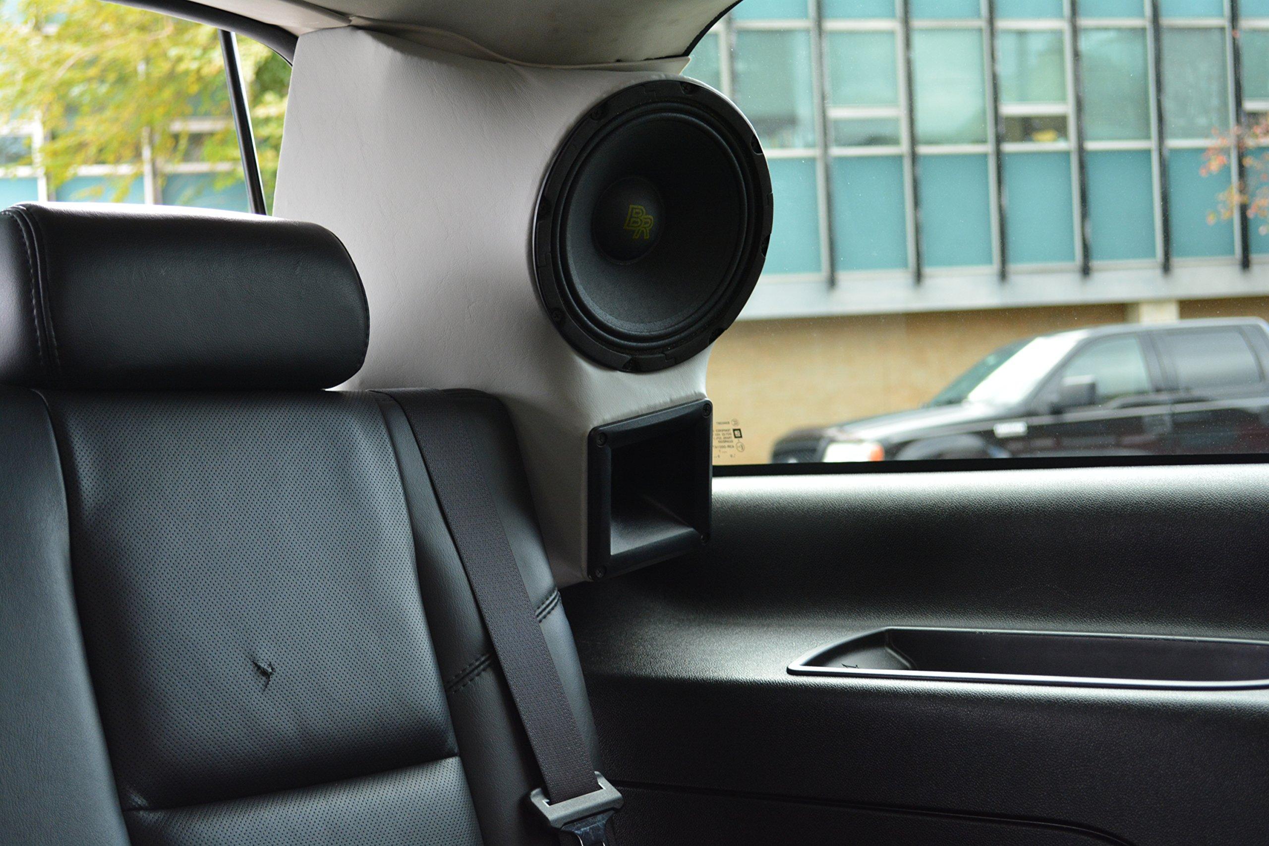 Bass Rockers 6.5'' 300W Closed Basket Mid-Range Speaker (BRM6C) by Bassrockers.net (Image #7)