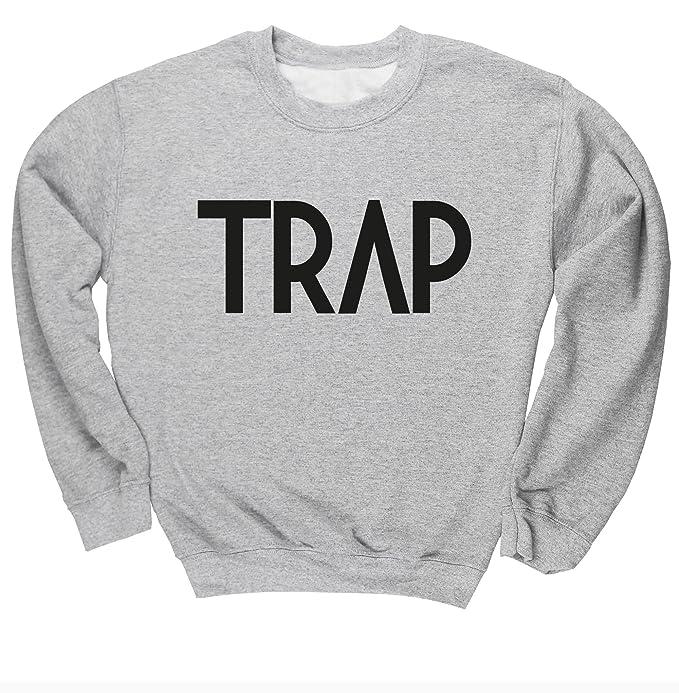 HippoWarehouse Trap jersey sudadera suéter derportiva unisex: Amazon.es: Ropa y accesorios