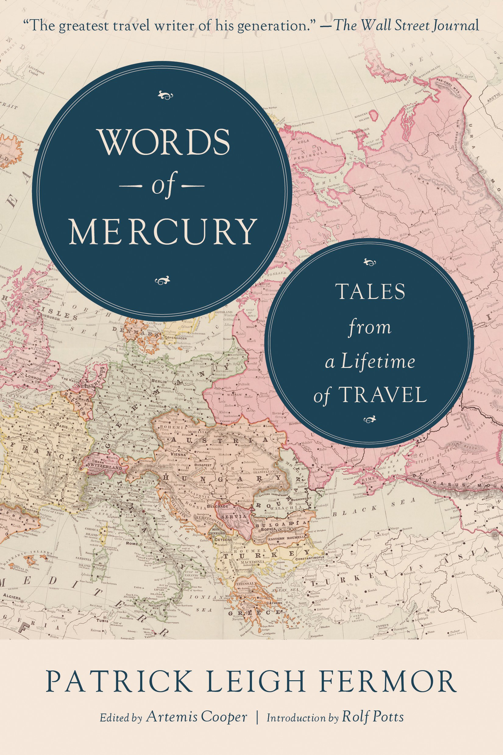 Read Online Words of Mercury: Tales from a Lifetime of Travel pdf