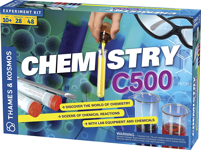 Thames and Kosmos Chemistry Chem C500