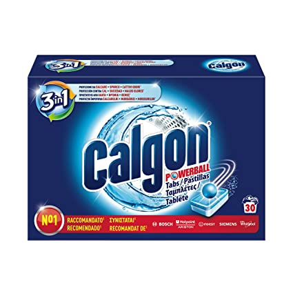 Calgon 3 in 1, 390 gr - 30 Pastillas: Amazon.es: Amazon Pantry
