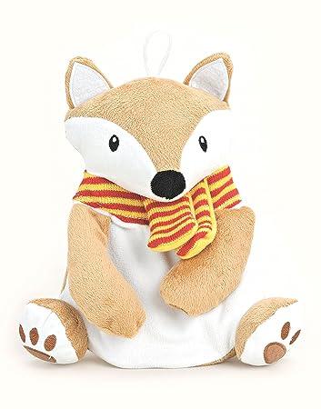 07f0253c1e Wärmflasche Fuchs figürlich Plüsch 25 x 22 cm: Amazon.de: Spielzeug