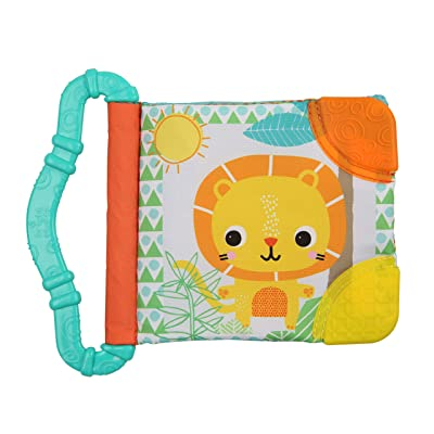 Bright Starts Teethe & Read Toy, Style May Vary: Toys & Games [5Bkhe0307293]