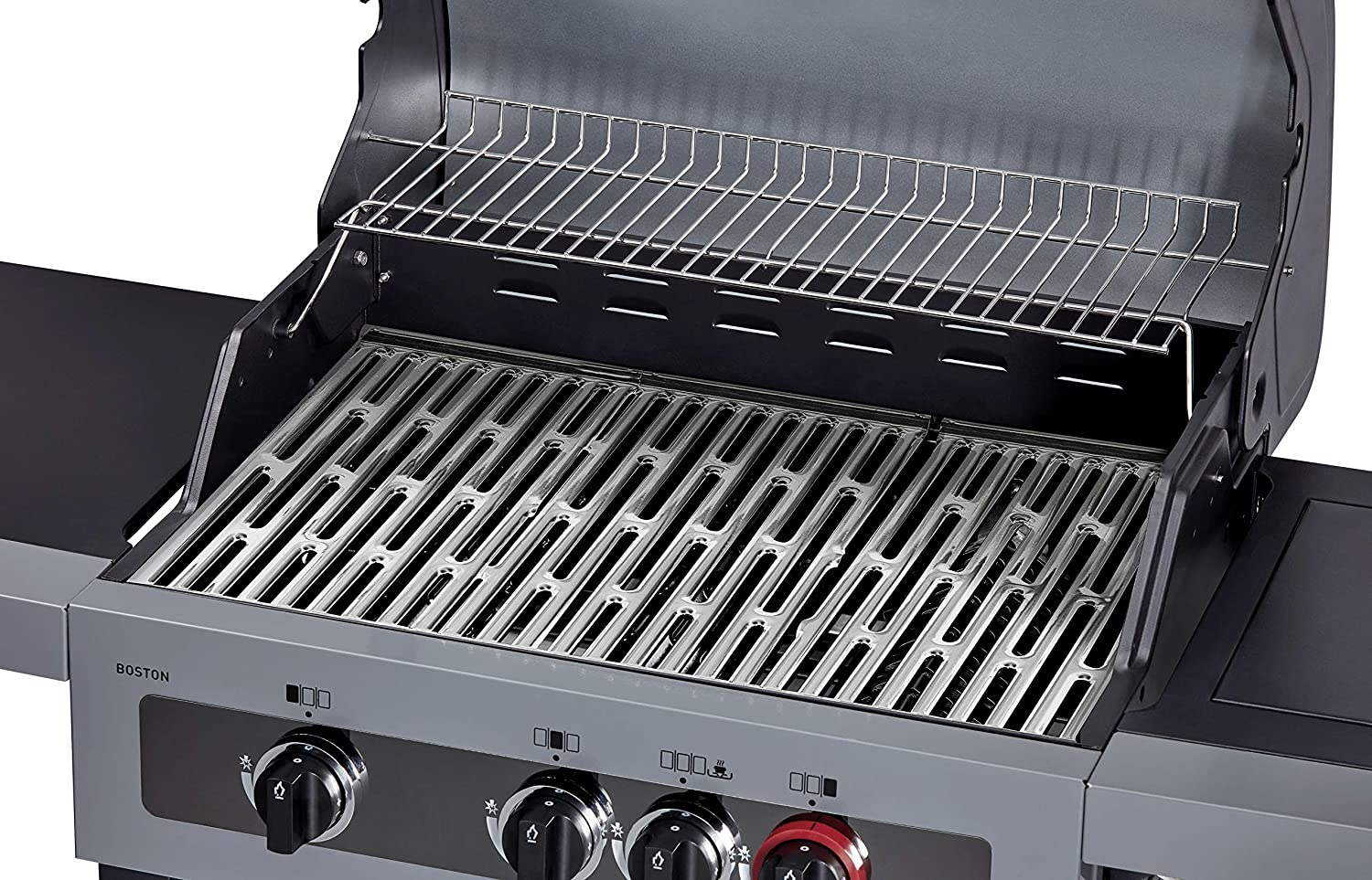 Enders Gasgrill Test Boston : Aldi sÜd bbq gasgrill boston flammig mydealz