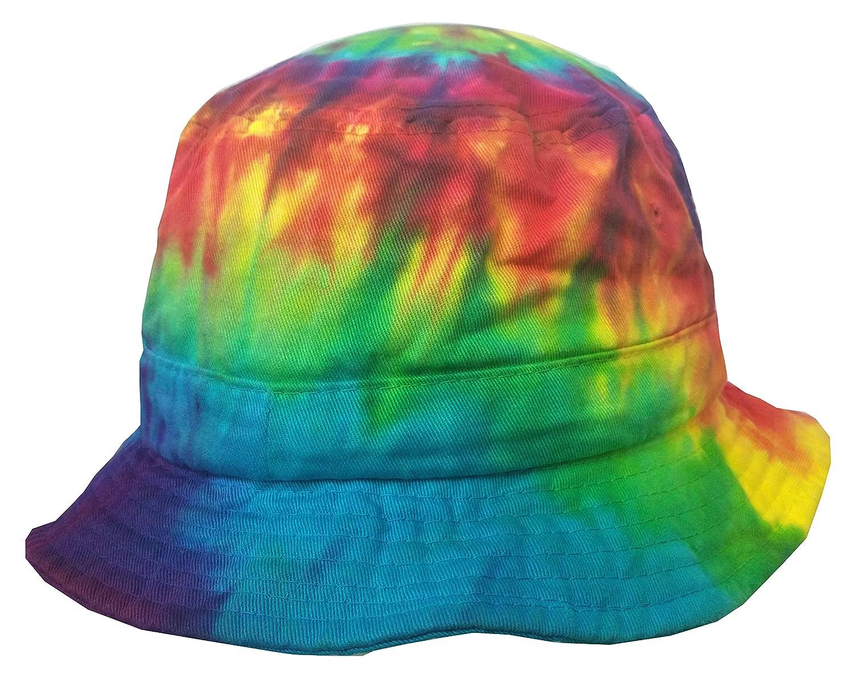 500319e36 Colortone Adults & Kids Tie Dye Bucket Hats