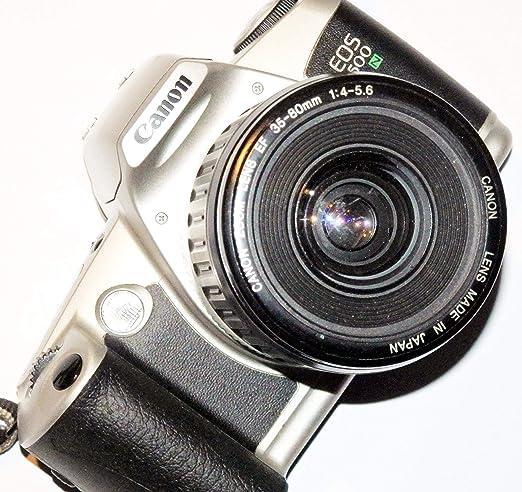 Canon EOS 500 N - cámara reflex analógica - incluida Canon Zoom ...