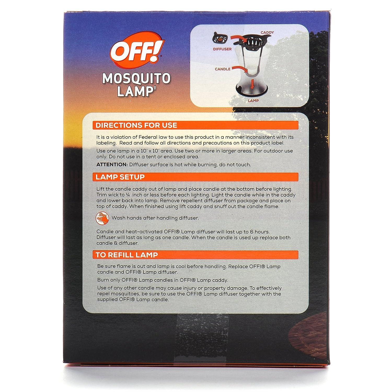 Amazon.com : Off! Mosquito Lamp : Garden & Outdoor