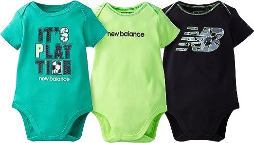 New Balance Boys' Bodysuit: Amazon.co